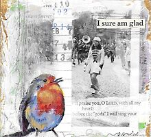 I Sure Am Glad by Eva C. Crawford