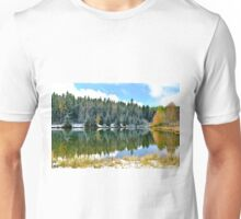 Autumn Snow Unisex T-Shirt