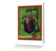 Merry Christmas Sassenach Greeting Card