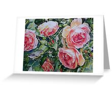 Crepuscule with Pardalote Greeting Card