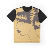 Lisette (Yellow) Graphic T-Shirt