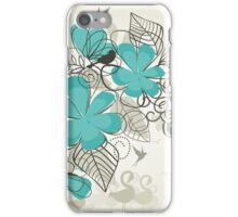Paradise of birds iPhone Case/Skin