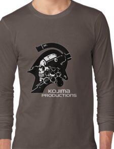 Kojima Productions Logo Long Sleeve T-Shirt
