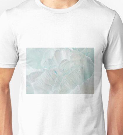 Teal Peony Unisex T-Shirt