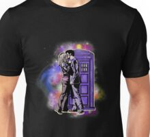 Doctor Who - Doctor With One Heart Unisex T-Shirt