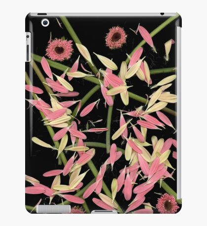 Petals & Stems iPad Case/Skin