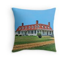 Appomattox Manor Throw Pillow