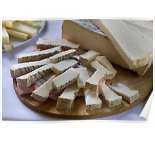 cheese appetizer Poster