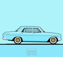 Toyota Crown Sticker
