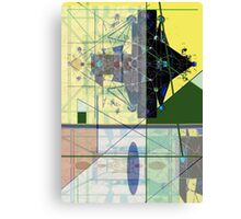 SUSTAINABLE NOTHINGNESS 47 Canvas Print