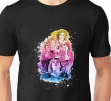Doctor Who - Doctor Who Inspired River Song Watercolor Mixed Media Digital Pa Unisex T-Shirt