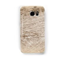 wooden background Samsung Galaxy Case/Skin
