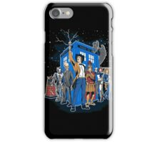 Doctor Who - Masters Of The Whoniverse iPhone Case/Skin