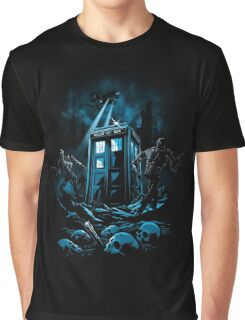 Doctor Who - The Doctor's Judgement Graphic T-Shirt