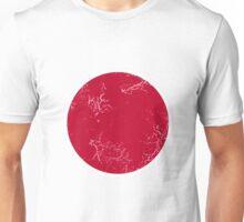 Military Roundels - Japanese Unisex T-Shirt