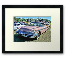 1959 De Soto Firesweep Framed Print