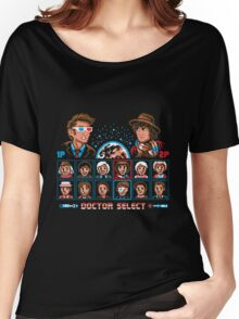 Doctor Who - Doctor Fighter T-shirts Women's Relaxed Fit T-Shirt