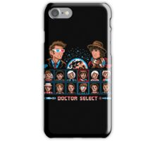 Doctor Who - Doctor Fighter T-shirts iPhone Case/Skin