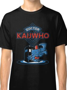 Doctor Who - Doctor Kaijwho T-shirts Classic T-Shirt