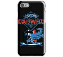 Doctor Who - Doctor Kaijwho T-shirts iPhone Case/Skin