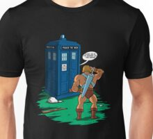 Doctor Who - Doctor What T-shirts Unisex T-Shirt