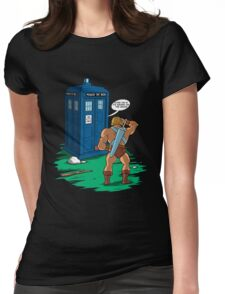 Doctor Who - Doctor What T-shirts Womens Fitted T-Shirt