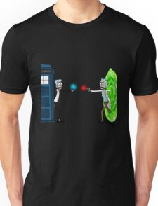 Doctor Who - Ricktions In Time And Space T-shirts Unisex T-Shirt