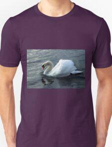swan on the lake Unisex T-Shirt