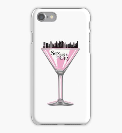 Sex and the City Gifts - New York Skyline iPhone Case/Skin