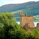 Urquhart Castle by Stuart  Fellowes