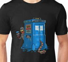 Doctor Who - Who Icide Booth T-shirts Unisex T-Shirt