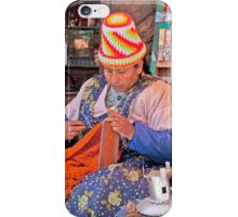 Knit Art iPhone Case/Skin