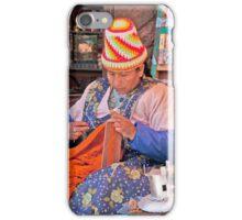 Knit Art iPhone Case/Skin
