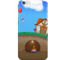 Animal Crossing Panorama  iPhone Case/Skin