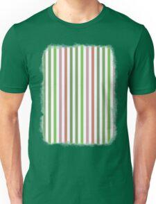 Pink Roses in Anzures 3 Stripes 1V Unisex T-Shirt
