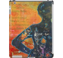 It's All About The Moments iPad Case/Skin