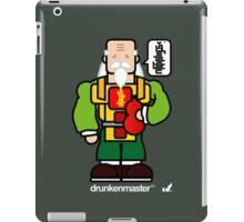 AFR Superheroes #01 - Drunken Master iPad Case/Skin