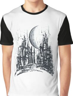 Dystopia City Graphic T-Shirt