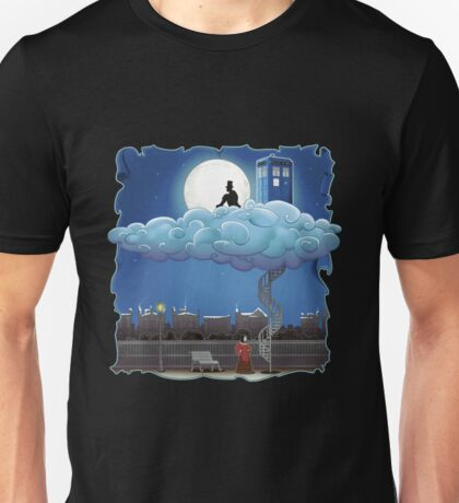 Doctor Who - Above The Clouds T-shirts Unisex T-Shirt