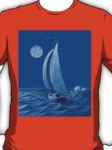 A night sail T-Shirt