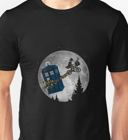 Doctor Who - Dw The Extraterrestrial 4th T-shirts Unisex T-Shirt