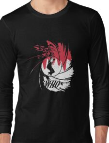 Doctor Who - From Gallifrey With Love T-shirts Long Sleeve T-Shirt