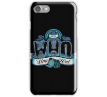Doctor Who - Infinite Who T-shirts iPhone Case/Skin