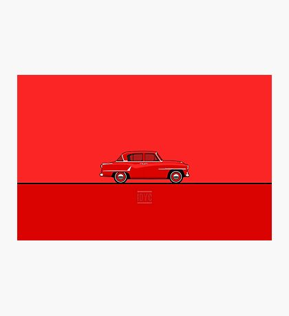 Toyota Crown Photographic Print
