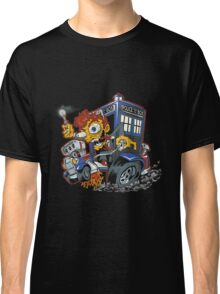 Doctor Who - Who Fink T-shirts Classic T-Shirt