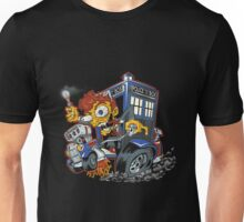 Doctor Who - Who Fink T-shirts Unisex T-Shirt