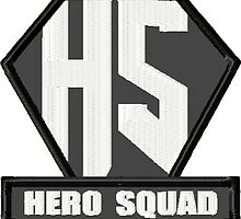 Hero Squad by storiedthreads