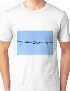 barbed wire Unisex T-Shirt