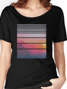 EDGES OF THE EARTH Women's Relaxed Fit T-Shirt