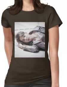 jimin bts 2 Womens Fitted T-Shirt
